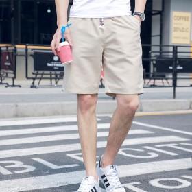 2016夏季简约时尚新款透气五分裤短裤
