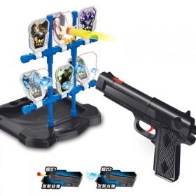 水弹枪手枪男孩儿童玩具枪吸水晶软弹发射器送标靶