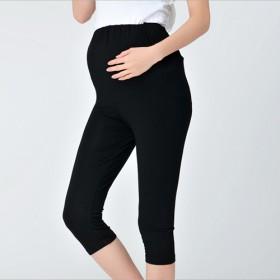 七分孕妇裤 夏季孕妇裤 托腹孕妇裤子