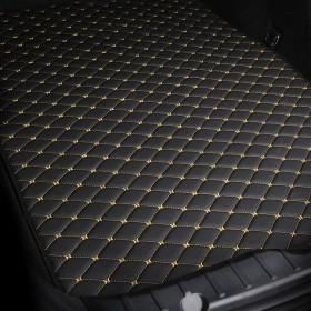 专车专用品牌皮革后备箱垫,所有车型均可订做