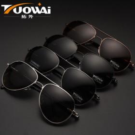 【男女通用】拓外品牌太阳镜男女款偏光镜户外钓鱼眼镜