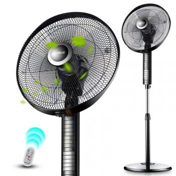 【限地区】格力专利平背电机 大松电风扇静音落地扇