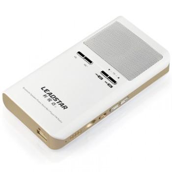 蓝牙音箱充电宝移动电源插卡音箱收音音响