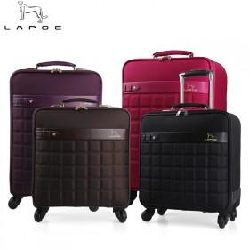 猎豹商务16寸拉杆箱万向轮牛津布旅行箱登机行李箱