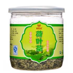 品牌 荷叶茶叶 袋泡茶 荷叶茶 100g