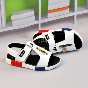男童凉鞋时尚韩版休闲凉鞋