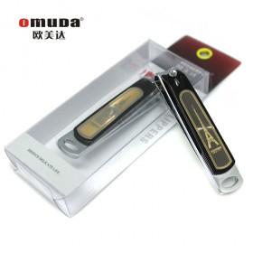品牌OMUDA欧美达品牌欧式钟塔指甲刀 个性图案