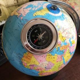 便携式户外指南针不锈钢野营登山旅游车载指南针学生教