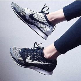 品牌NIKE/耐克飞线阴阳跑步鞋 夏季透气运动鞋