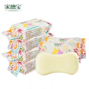婴儿童洗衣皂180gx6连包优惠装