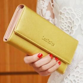 品牌2016新款女士钱包女韩版拉链钱夹大容量钱夹女