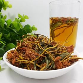 青藏雪山黄龙茶组合甜叶菊罗汉果花草茶批发清热去火凉