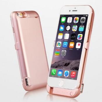 【包邮】 爆款苹果iphone6/6s/6p无线背夹式充电宝