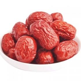 新疆红枣若羌红枣一级灰枣新疆特产免洗大枣500g