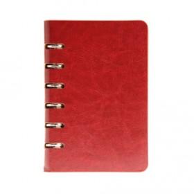 A7韩国商务记事本活页笔记本文具