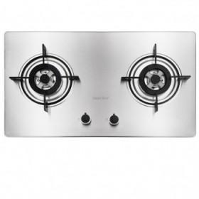 不锈钢嵌入式燃气灶煤气双眼灶具液化气煤气灶包邮