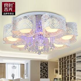客厅灯LED吸顶灯时尚吊灯创意温馨浪漫卧室灯