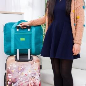 韩版时尚手提行李包 拉杆大容量收纳包旅行包旅行袋