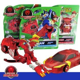 韩国品牌爆神兽变形金刚机器人汽车魔幻车神儿童玩具儿