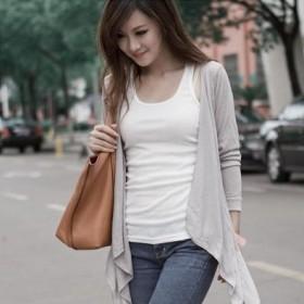 小清新拼色防嗮衣薄防晒服 女 长袖 防紫外线短外套