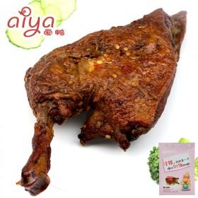 鸭腿零食100g麻辣味休闲零食江苏特产鸭腿肉熟食
