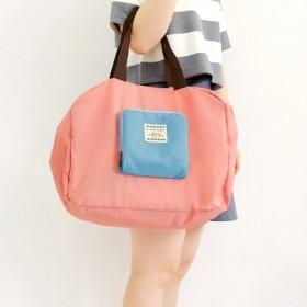 日韩大容量手提旅行包行李袋防水旅行袋单肩包旅行包