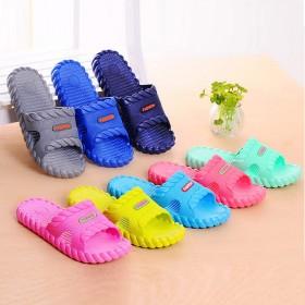 夏季浴室拖鞋男女居家用室内防滑厚底夏天情侣家居塑料