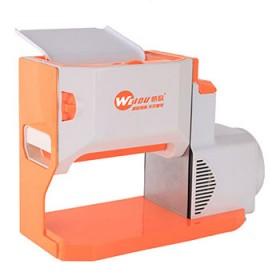威欧第五代升级款电动家用压面机自动面条机不锈钢