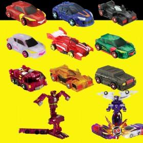 品牌爆神兽变形金刚机器人变形汽车钢铁巨神人面狮鹫