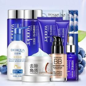 蓝莓12件优惠装 护肤品