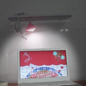 便携宿舍停电悬挂粘墙磁铁吸附夜灯USB大学生学习护