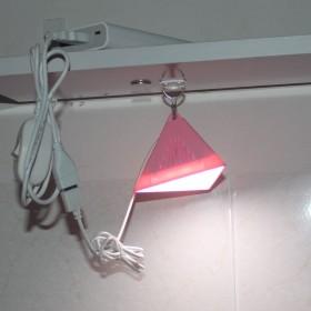 便携宿舍大学生学习护眼USB台灯悬挂粘墙LED台灯