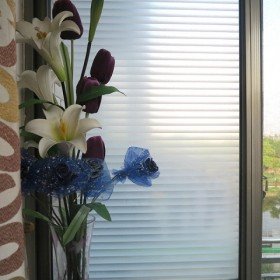 玻璃贴膜,窗花贴纸90厘米宽2米长