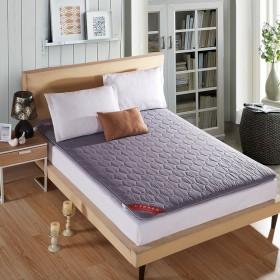 加厚磨毛床垫保暖榻榻米床褥子