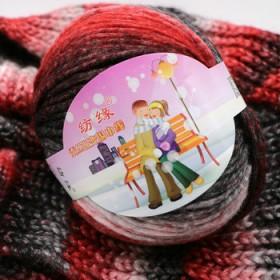 蚕丝围巾线手编粗毛线外套线 帽子线羊毛宝宝线