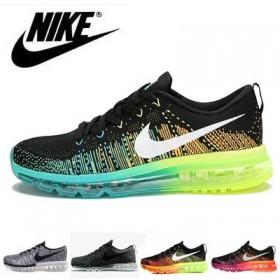 耐克/NIKE飞线男鞋气垫跑步鞋休闲情侣女鞋运动鞋