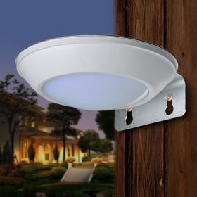太阳能灯雷达感应防水LED灯户外庭院光控路灯