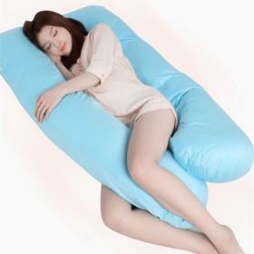大尺寸1.45米孕妇枕U型枕头侧睡护腰枕多功能