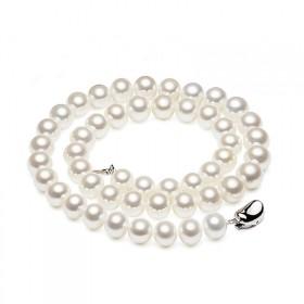 天然母贝壳珍珠项链 礼物 送妈妈
