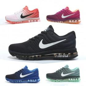 2017耐克飞线男鞋全掌气垫鞋跑步鞋休闲运动鞋女鞋