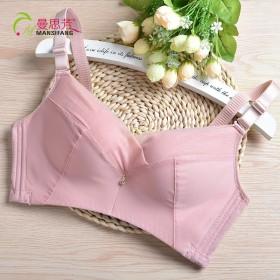 无痕聚拢调整型内衣收副乳小胸厚性感舒适显胸简约抹胸