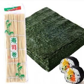 寿司海苔紫菜包饭10张
