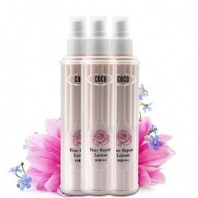 COCO玫瑰活力造型修复蜜柔顺补水保湿喷雾免洗护发