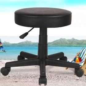 前台椅吧椅皮凳子升降旋转美容凳技工椅职员凳学生椅