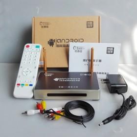 高清网络电视机顶盒只家里有网或能连上WIFI就可用