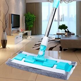 平板拖把免手洗木地板省力拖把家用尘推瓷砖地拖拖布