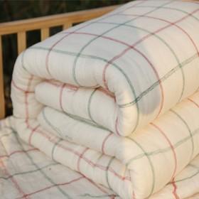 手工新疆棉被冬被纯棉花被子被芯冬季棉絮单人学生垫被