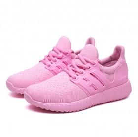 透气韩版运动鞋女鞋平底休闲鞋单鞋跑步鞋学生情吕鞋
