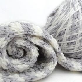 艾米亚情人棉粗毛线手编多股围巾外套线