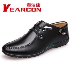 意尔康正品休闲男鞋商务皮鞋,内增高和不增高,可选